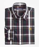 Brooks Brothers (ブルックス ブラザーズ) - 【オンライン限定SALE】BOYS ノンアイロン ブロードクロス GF ボールドプラッド スポーツシャツ