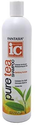FANTASIA Shampoo Pure Tea 16oz (6 Pack)