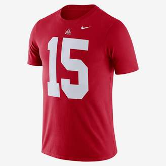 Nike College Name and Number (Ohio State / Ezekiel Elliott) Men's T-Shirt