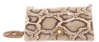 Chanel Python Evening Bag