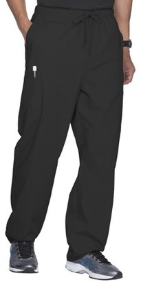 Scrubstar Unisex Core Essentials Pull On Scrub Pant with Front Zipper