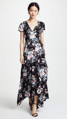 DAY Birger et Mikkelsen ONE by AUGUSTE Scarlett Wrap Maxi Dress