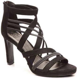 Women's Tazara Sandal -Black $70 thestylecure.com