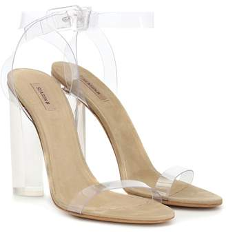df0b12bffc8 Yeezy Exclusive to Mytheresa – Transparent sandals (SEASON 8)