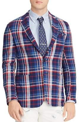 Polo Ralph Lauren Patchwork Cotton Sport Coat