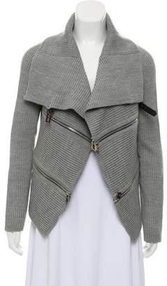 Barbara Bui Wool Knitted Cardigan