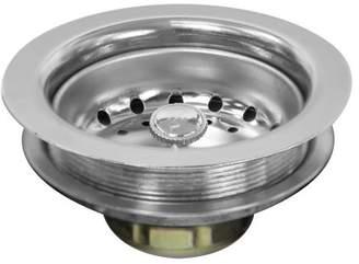 Gridmann 3.5 in. Commercial Kitchen Sink Basket Drain Strainer