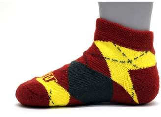 Donegal Bay Iowa State Cyclones Youth Argyle No Show Sock