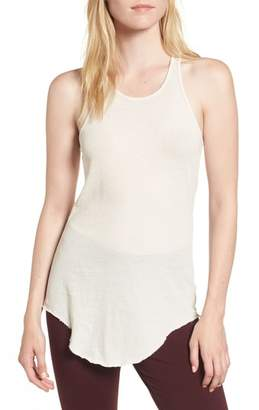 Frank And Eileen Long Layering Tank