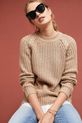 BB Dakota Sable Layered Sweater