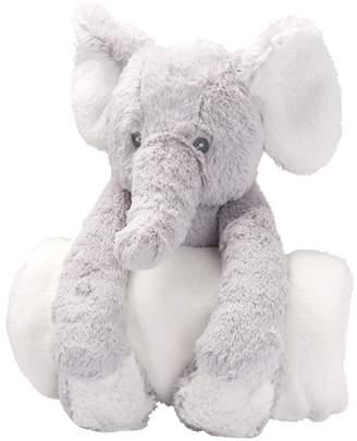 Elegant Baby Bedtime Huggie-Gray Elephant