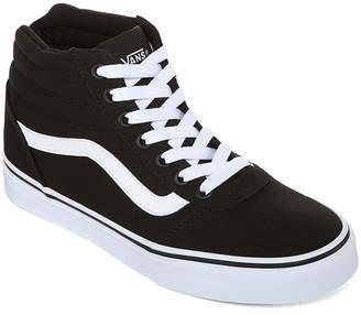 Vans Ward Hi Womens Skate Shoes Lace-up