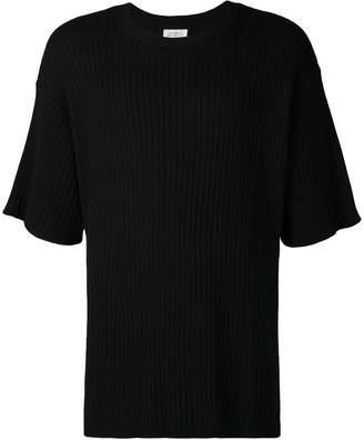Saturdays NYC ribbed t-shirt