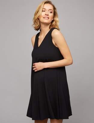 Tart Lace Up Back Maternity Dress