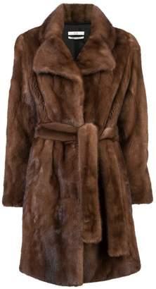 Co mid-length coat