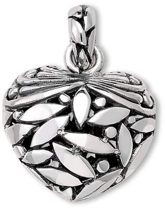 Samuel B. Sterling Silver Heart Pendant