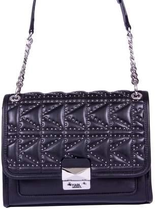 Karl Lagerfeld K/kuilted Studs Handbag