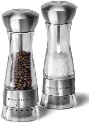 Cole & Mason Windemere Salt & Pepper Grinder Set