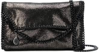 Stella McCartney vernished shoulder bag
