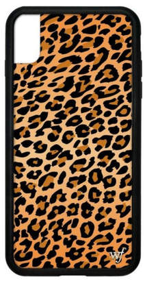 Wildflower Cases Leopard iPhone Xs Max Case