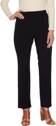 Susan Graver Petite Chelsea Stretch Pull-On Pants