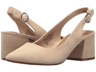 Steve Madden Dizzy Slingback Block Heeled Sandal Women's Sling Back Shoes