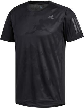 adidas Men's Response ClimaCool Camo-Print T-Shirt