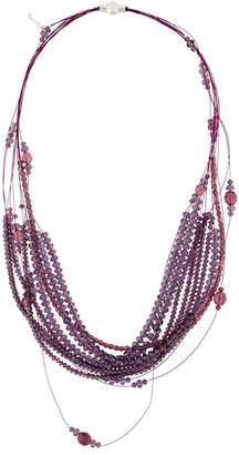 Fabiana Filippi multi strand beaded necklace