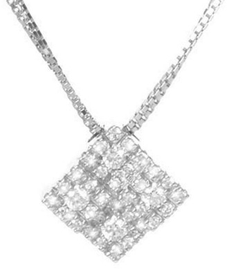 Salvini 18K 0.46 Ct. Tw. Diamond Necklace