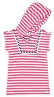 Vineyard Vines Toddler's, Little Girl's& Girl's Striped Cover-Up