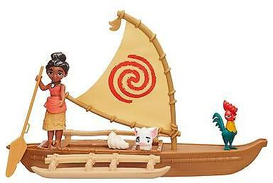 Disney Princesses Disney Moana Adventure Canoe