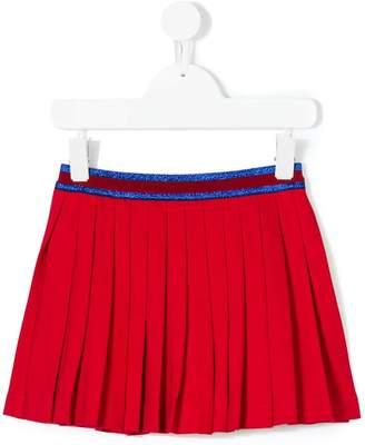 Gucci Kids pleated mini skirt