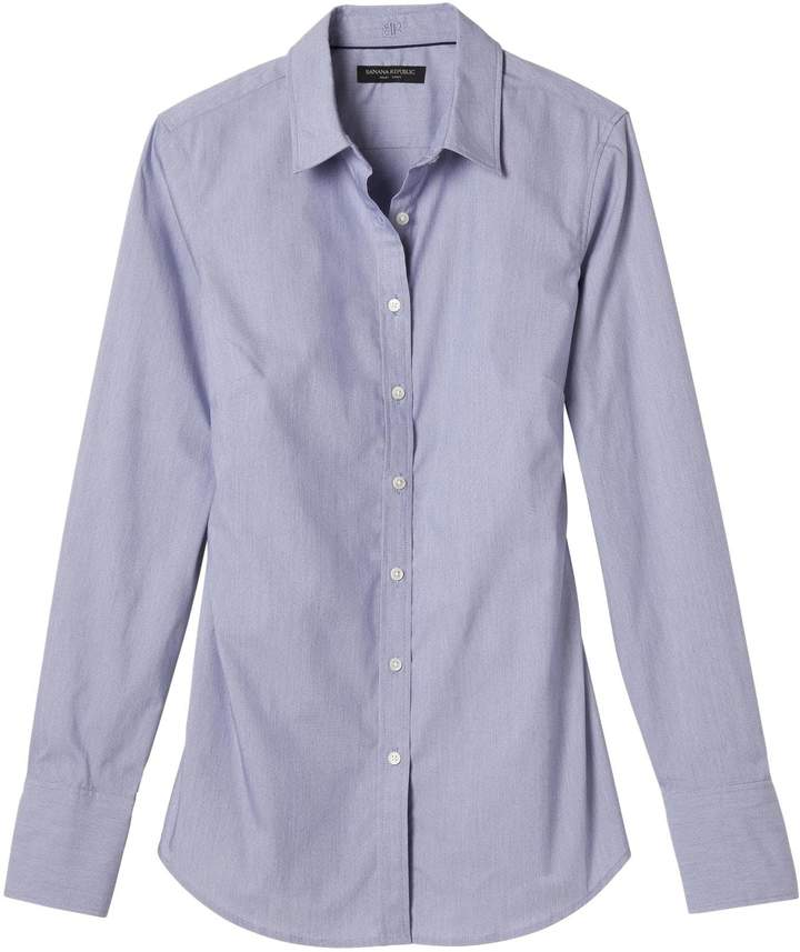 Riley-Fit Super-Stretch Shirt