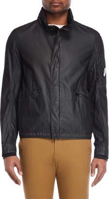C.P. Company Caviar Black Short Jacket