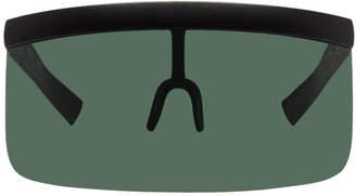 Mykita Black Bernhard Willhelm Edition Daisuke MD 1 Sunglasses