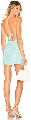superdown Elinn Strappy Back Dress