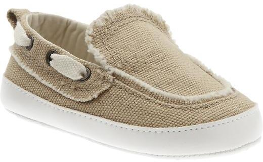 Old Navy Canvas Boat Shoes for Baby