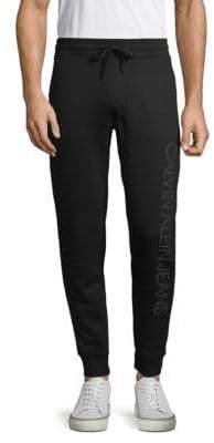 Calvin Klein Jeans Logo Jogger Pants
