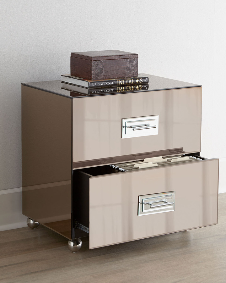 John-Richard Collection Lexington File Cabinet