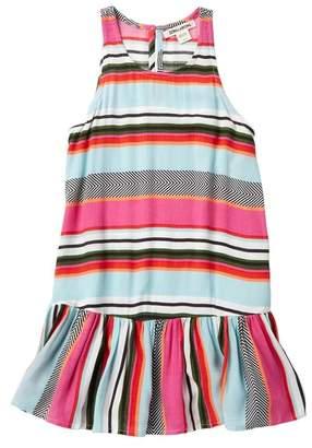 Billabong Universal Love Stripe Dress (Little Girls & Big Girls)