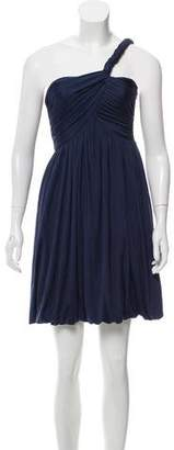 Derek Lam Single Strap Silk Dress