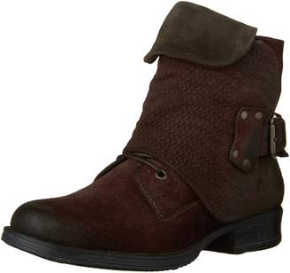 Miz Mooz Women's Tamika Boot with Buckle Accent