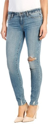 Women's Paige Verdugo Ultra Skinny Jeans $219 thestylecure.com