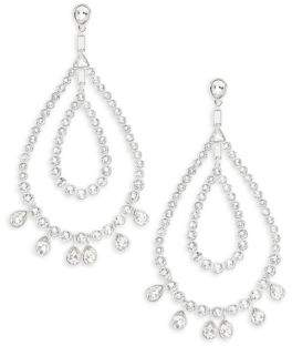 Swarovski Academic Pierced Drop Earrings