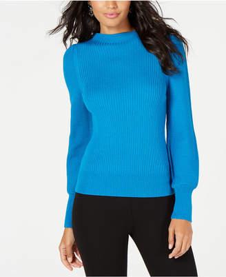 Trina Turk Tom Collins Mock-Neck Sweater
