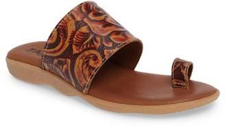 Famolare Band & Deliver Toe Loop Slide Sandal