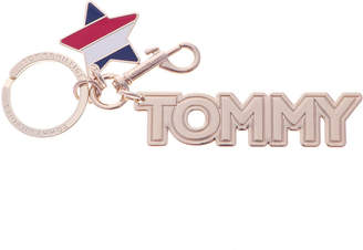 Tommy Hilfiger (トミー ヒルフィガー) - トミーヒルフィガー TOMMY HILFIGER Tommyロゴキーフォブ