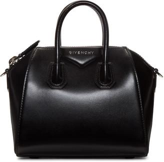 Givenchy Black Mini Antigona Bag $1,750 thestylecure.com