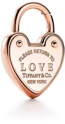 Tiffany & Co. Return to TiffanyTM Love lock charm