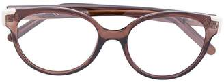 Cat Eye Chloé Eyewear cat-eye frame glasses